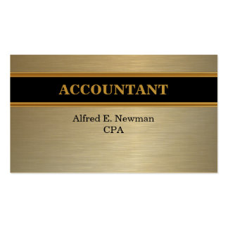 10 000 Accounting Business Cards and Accounting Business