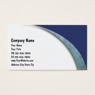 Accountant Business Cards Fixed