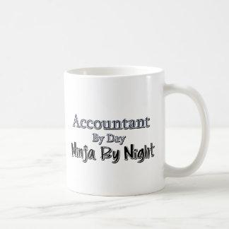 Accountant By Day, Ninja By Night Coffee Mug