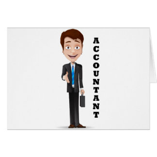 """Accountant"" Card"