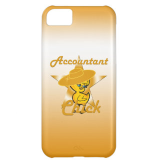 Accountant Chick #10 iPhone 5C Cover