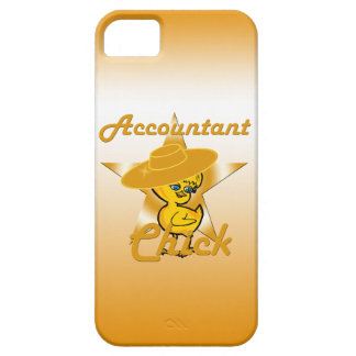 Accountant Chick #10 iPhone SE/5/5s Case