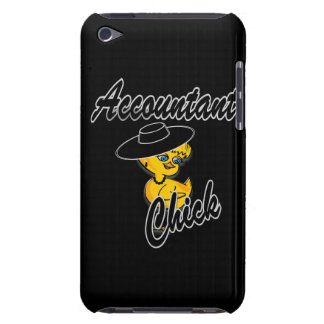 Accountant Chick #4 Barely There iPod Cases
