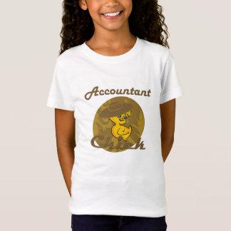 Accountant Chick #6 T-Shirt