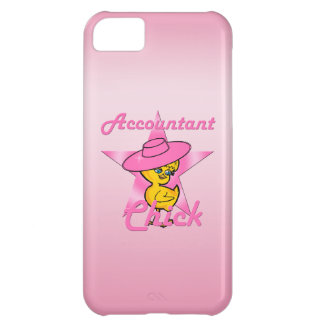 Accountant Chick #8 iPhone 5C Cover