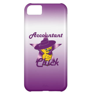 Accountant Chick #9 iPhone 5C Cover