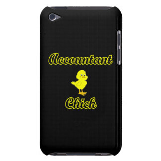Accountant Chick Case-Mate iPod Touch Case