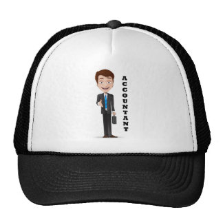 """Accountant"" Hats"