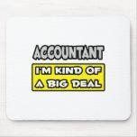 Accountant .. I'm Kind of a Big Deal Mouse Pad