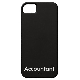 Accountant iPhone Case