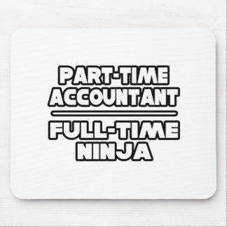 Accountant / Ninja Mouse Pad