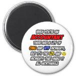 Accountant .. OMG WTF LOL Magnets