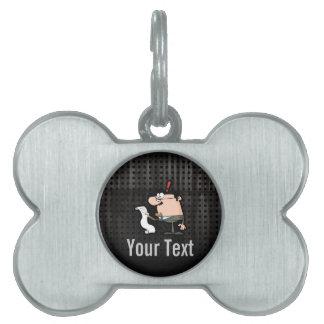 Accountant Pet Name Tags