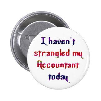 Accountant Pinback Button
