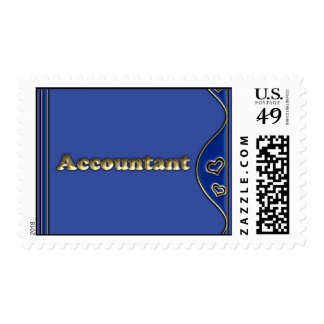 Accountant Stamp