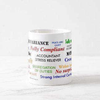 Accountant Stress Reliever!! Coffee Mug