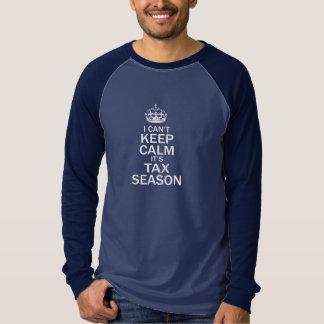 Accountant -Tax Season Tee Shirt