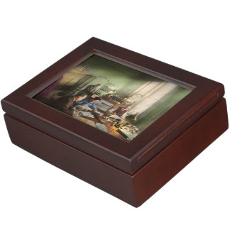 Accountant - The- Bookkeeping dept 1902 Keepsake Box