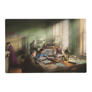 Accountant - The- Bookkeeping dept 1902 Placemat