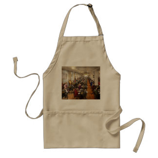 Accountant - The enumeration division 1924 Adult Apron
