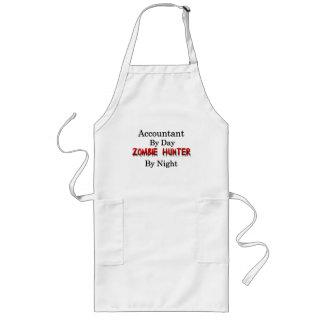 Accountant/Zombie Hunter Long Apron