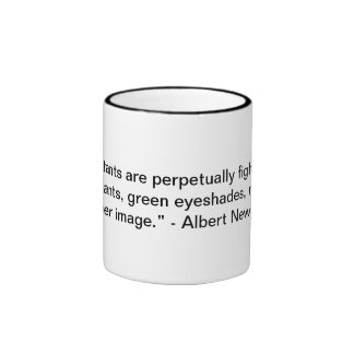 """""""Accountants are perpetually fighting their shiny Ringer Coffee Mug"""