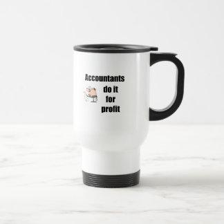 accountants do it for profit travel mug