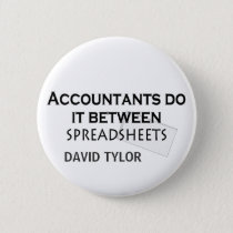 Accountants do it! pinback button