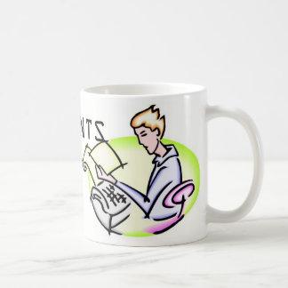 ACCOUNTANTS Do It Without Losing Their Balance Coffee Mug