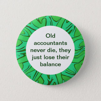 accountants funny pin