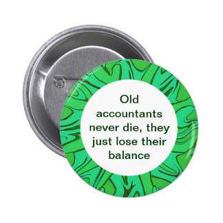 accountants funny pin