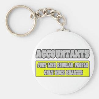 Accountants...Much Smarter Keychain
