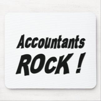 Accountants Rock! Mousepad