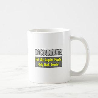 Accountants...Smarter Coffee Mug