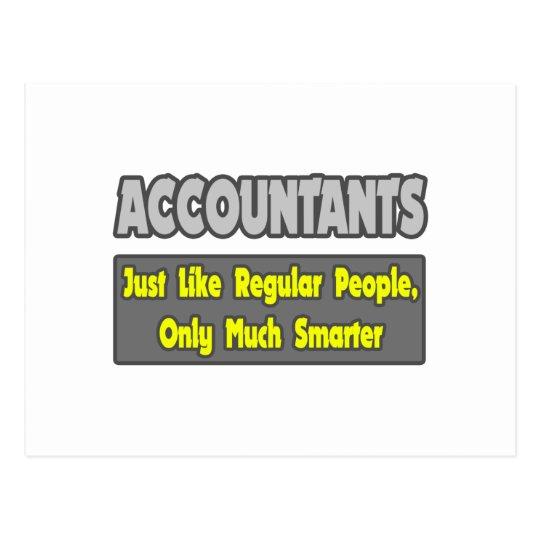 Accountants...Smarter Postcard