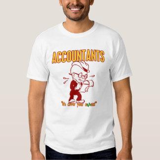 ACCOUNTANTS TEE SHIRTS