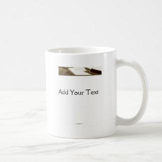Accounting 3 classic white coffee mug