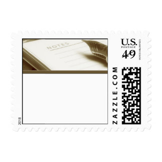 Accounting 3 postage stamp