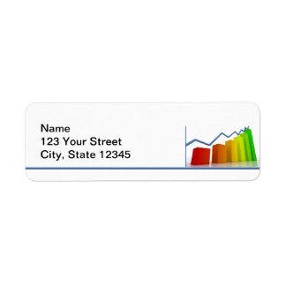 Accounting 7 return address label