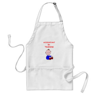 ACCOUNTing Aprons