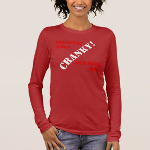 Accounting & Finance Month End Approval Stamp Long Sleeve T-Shirt