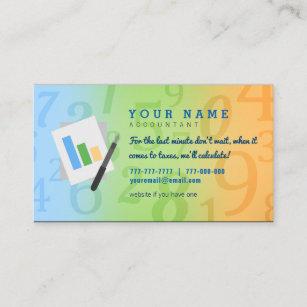 Analytics Business Cards Zazzle