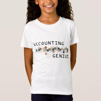 Accounting Genius T-Shirt