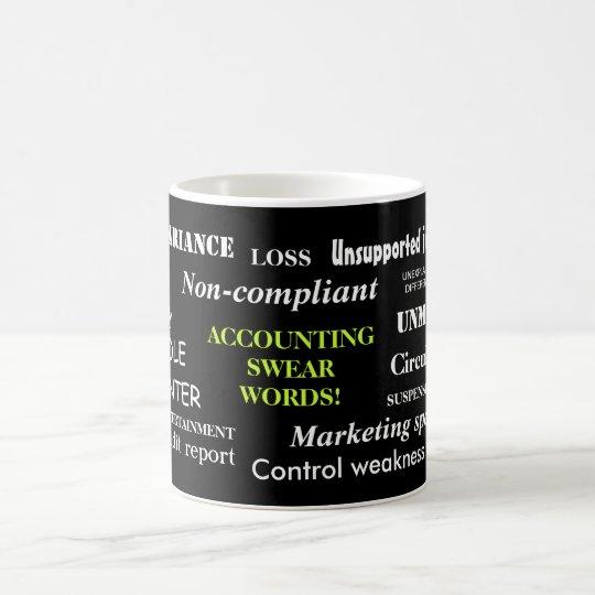 17f3c038 Accounting Swear Words!! Annoying Funny Accountant Coffee Mug ...
