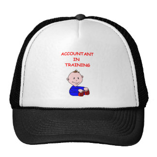 ACCOUNTing Trucker Hat
