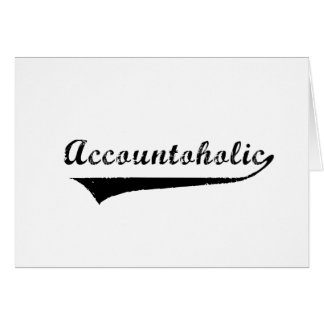 Accountoholic Card