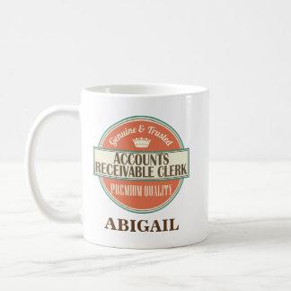 Accounts Receivable Clerk Mug Gift