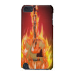 Accoustic Fire Case iPod Touch 5G Cover