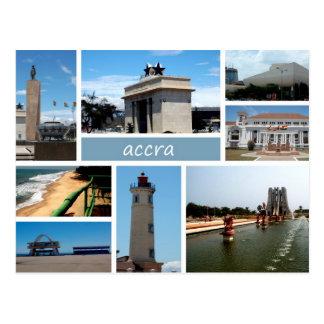Accra postcard