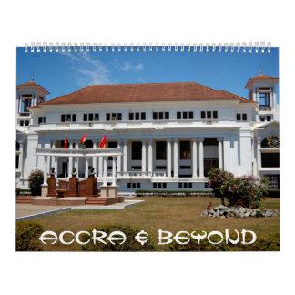Accra y más allá del calendario